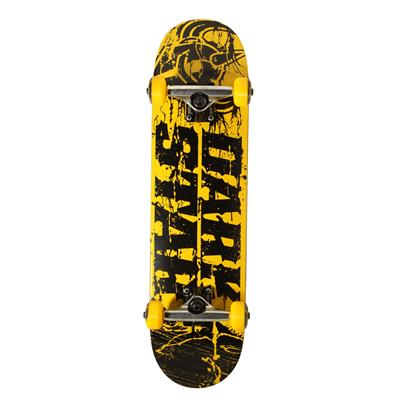 Darkstar Splatter Youth Mid Skateboard Complete - Kid's