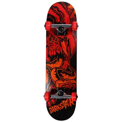 Darkstar Undead Youth Mid Skateboard Complete - Kid's