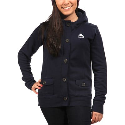 Burton Hazel Full Zip Sweatshirt - Women's