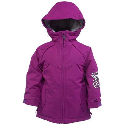 Ride Ace Jacket - Girl's