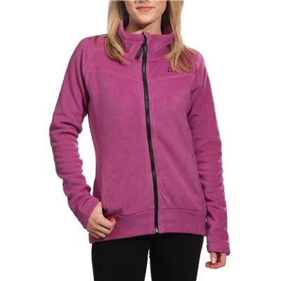 Ride Sunset Poly Fleece Jacket - Women's