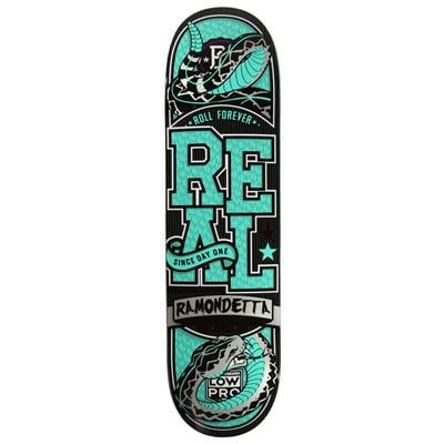 Real Ramondetta Venom Low Pro 2 8.06 Skateboard Deck