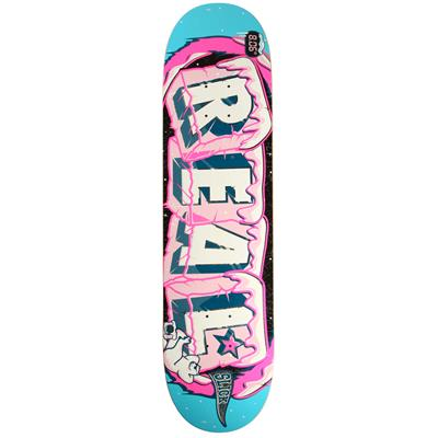 Real Popslickles Iced Out 2 8.06 Skateboard Deck