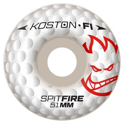 Spitfire Koston Hole In One 100a Skateboard Wheels