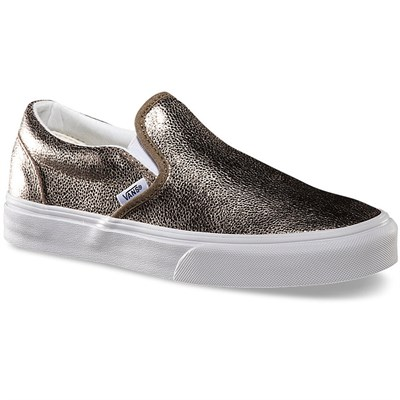 Vans Classic Slip-On Shoes - Women's