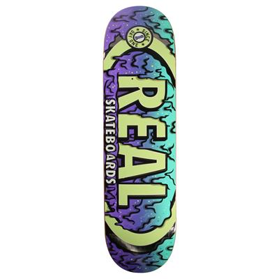Real Oval Ooze 8.25 Skateboard Deck