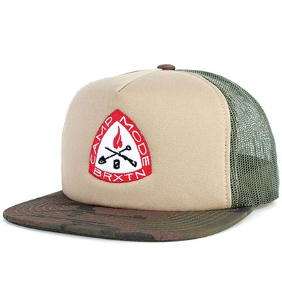 Brixton Camp Mode Mesh Hat