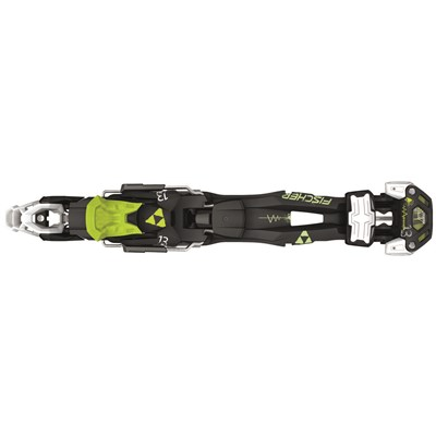 Fischer Adrenalin 13 Short Ski Bindings 2014