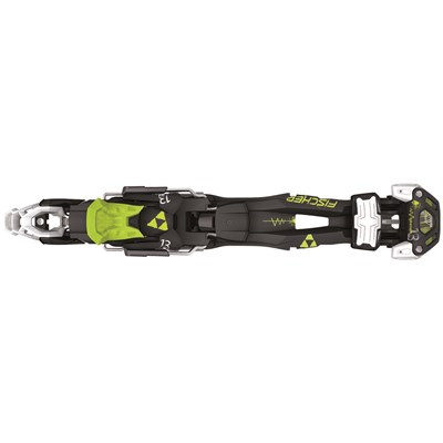 Fischer Adrenalin 13 Long Ski Bindings 2014