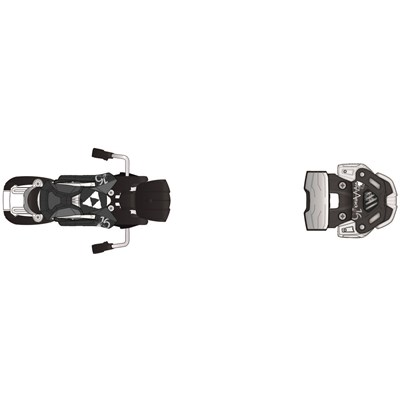 Fischer Attack 16 Ski Bindings 2014