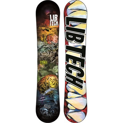 Lib Tech Burtner's Box Scratcher BTX Snowboard 2015