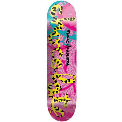 Chocolate M. Johnson Hype Chunk 8.125 Skateboard Deck