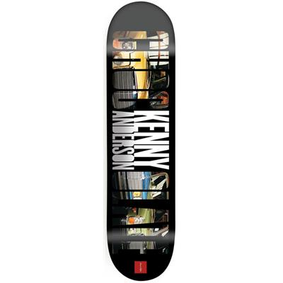 Chocolate Anderson Big Chocolate 8.125 Skateboard Deck