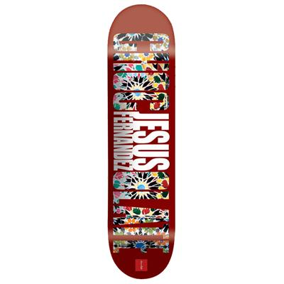 Chocolate Fernandez Big Chocolate 7.75 Skateboard Deck