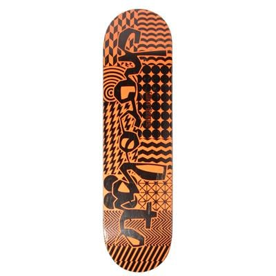 Chocolate Brenes Chunk City 8.0 Skateboard Deck
