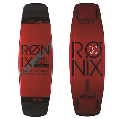 Ronix LTD Bandwagon ATR Wakeboard 2014