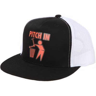 The Foundry Clothing Pitch In Hat