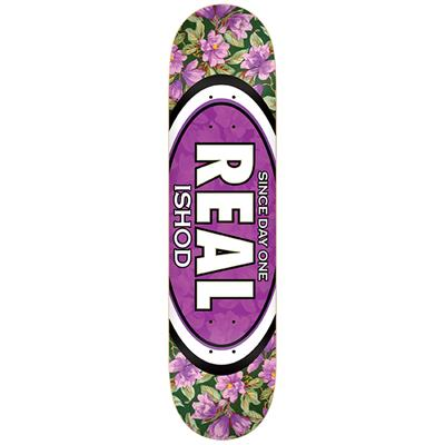 Real Wair Flower Oval 8.3 Skateboard Deck