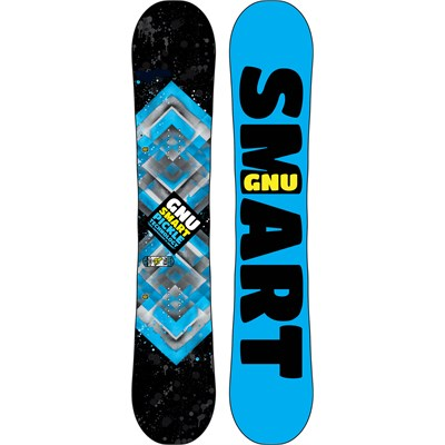 GNU Smart Pickle PBTX Snowboard 2015