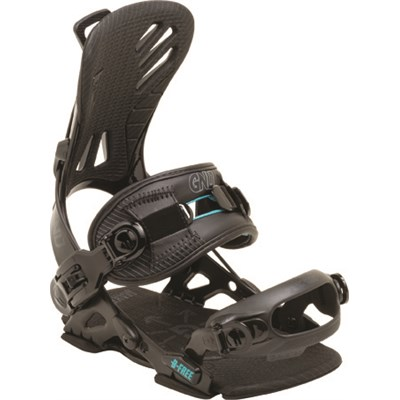 GNU B-Free Snowboard Bindings - Women's 2015