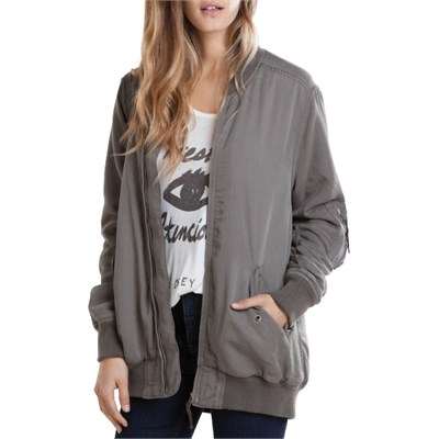 Obey Clothing Runaway Jacket - Women's