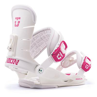 Union Mini Flite Snowboard Bindings - New Demo - Kid's 2014