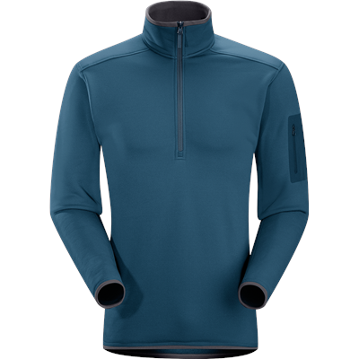 Arc'teryx Lorum Zip Neck Midlayer Top