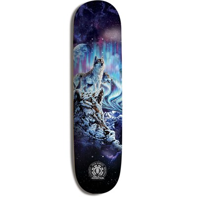 Element Garcia Alpha Aura Skateboard Deck