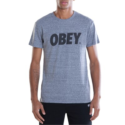Obey Clothing Obey Font T-Shirt