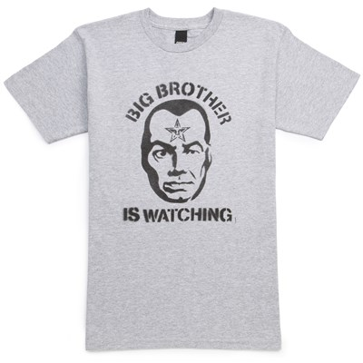 Obey Clothing Big Brother Is Watching T-Shirt