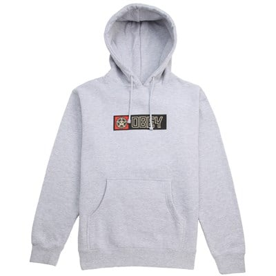Obey Clothing 90's Star Gear Hoodie