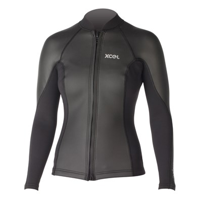 XCEL Axis Smoothskin Front Zip 2/1 Wetsuit Top - Women's