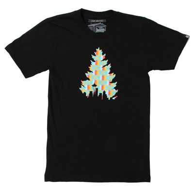 Casual Industrees J Tree Kente T-Shirt