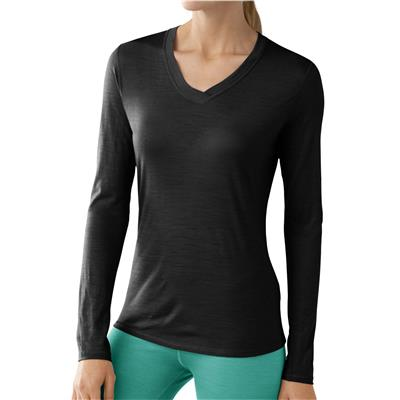 Smartwool NTS 150 V-Neck Top - Women's