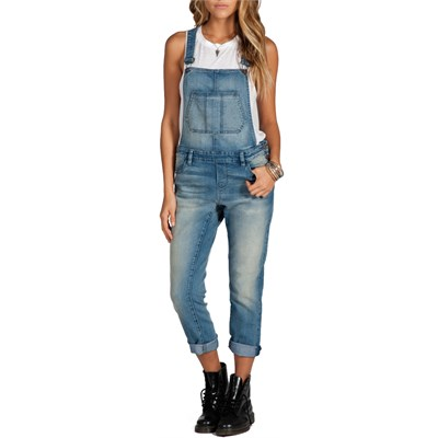 Volcom Super Stoned Overalls - Women's