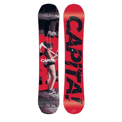 CAPiTA Defenders Of Awesome Snowboard 2015