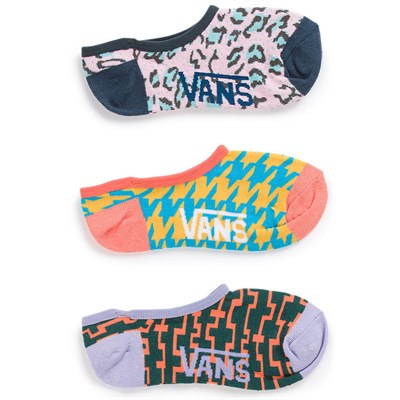 Vans Retro Canoodle Socks - 3 Pair Pack - Women's