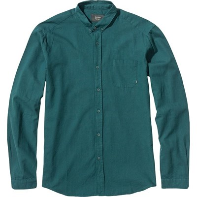 Globe Goodstock Oxford Long-Sleeve Button-Down Shirt