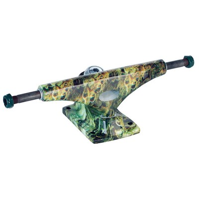 Krux 4.0 Downlow Sandoval Green Hollow Forged Skateboard Truck