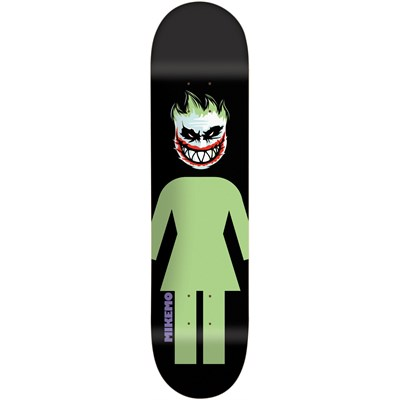 Girl Mike Mo Capaldi Joker Spitfire 8.0 Skateboard Deck