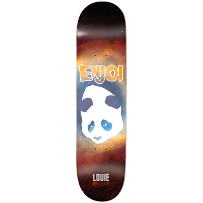 Enjoi Louie Barletta Cosmic Doesn't Fit 7.75 Skateboard Deck