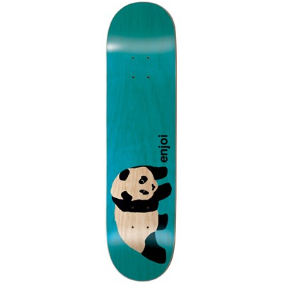 Enjoi Original Panda Clear 7.75 Skateboard Deck