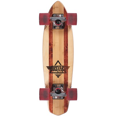 Dusters Ace Retro Cruiser Skateboard Complete 2014