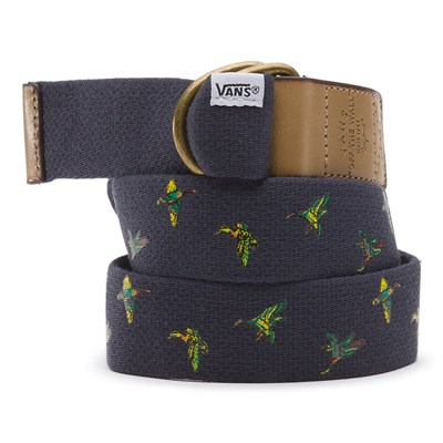 Vans Newport D-Ring Belt