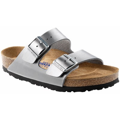 Birkenstock Arizona Birko Flor Soft Footbed Sandals - Women's