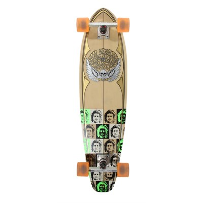 Globe Occy Sultans Of Surf Longboard Complete