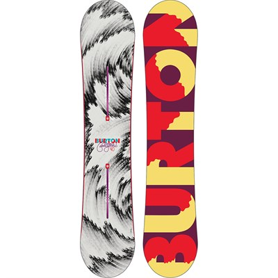 Burton Feelgood Flying V Snowboard - Women's 2015