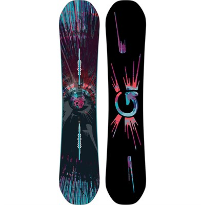 Burton Deja Vu Flying V Snowboard - Women's 2015
