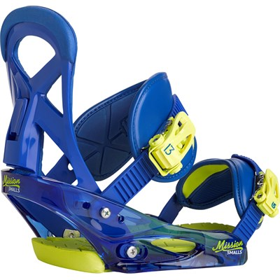 Burton Mission Smalls Snowboard Bindings - Boy's 2015