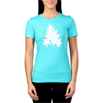 Casual Industrees evo J Tree T-Shirt - Women's
